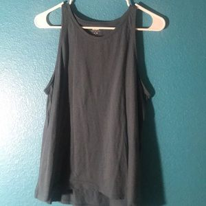 Teal Tank Top from Old Navy